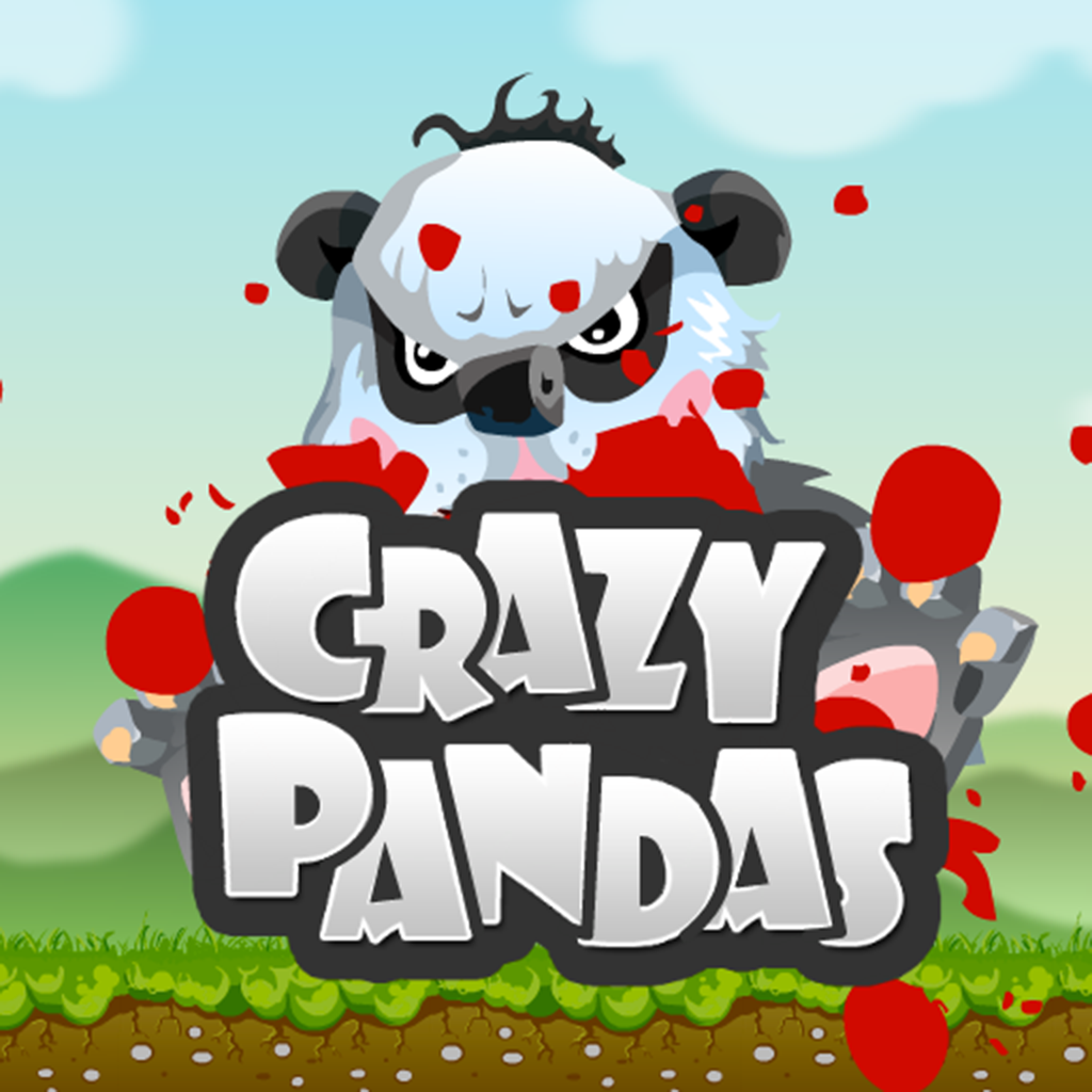 Crazy Pandas by BlackMoon Design icon
