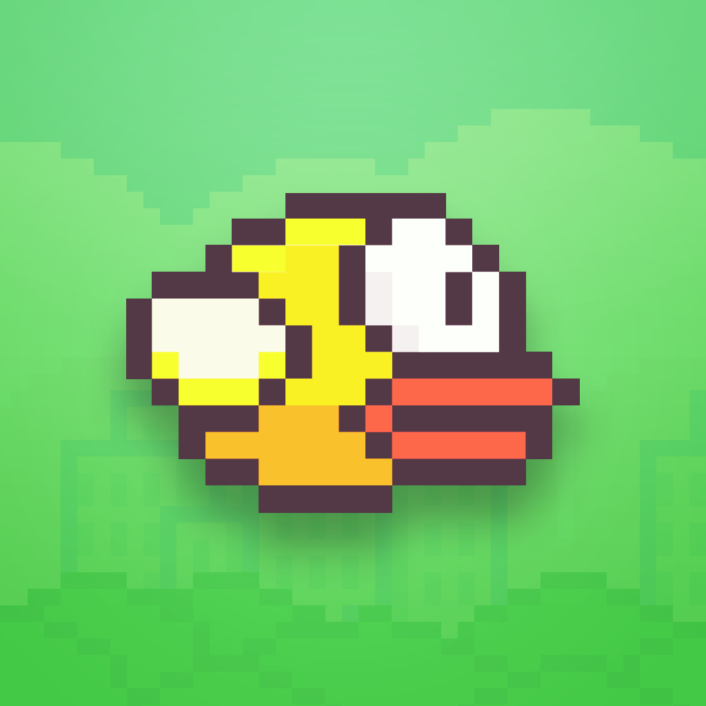 Flappy Bird (AppStore Link)